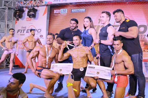 THE FITEXPO INDIA