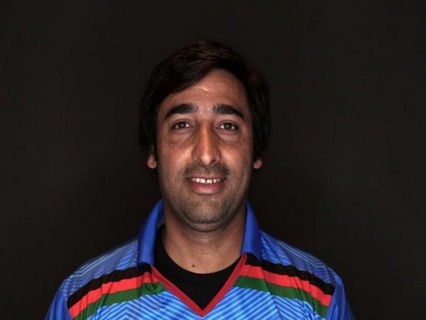 Asghar Afghan (Photo/ICC Twitter)