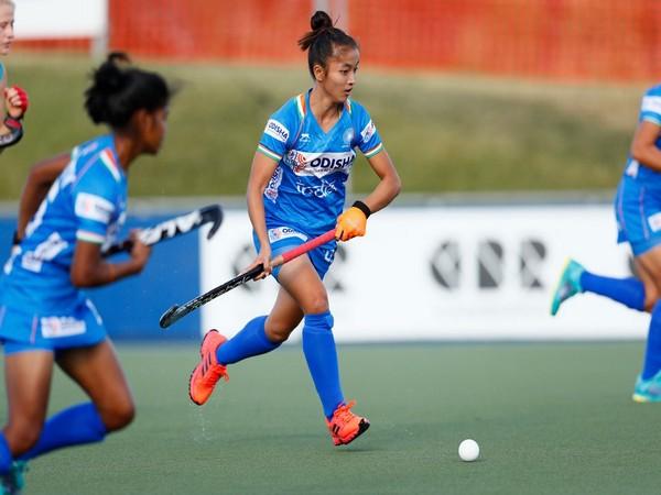 Team India  (Photo/ Hockey India Twitter)