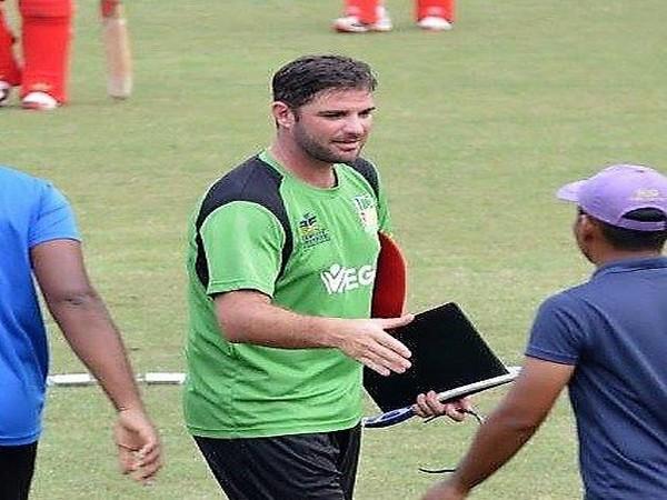 Greg Lamb (Photo/Zimbabwe Cricket Twitter)