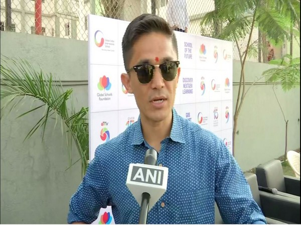 India football skipper Sunil Chhetri