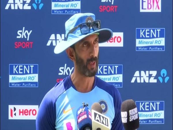 India batting coach Vikram Rathour