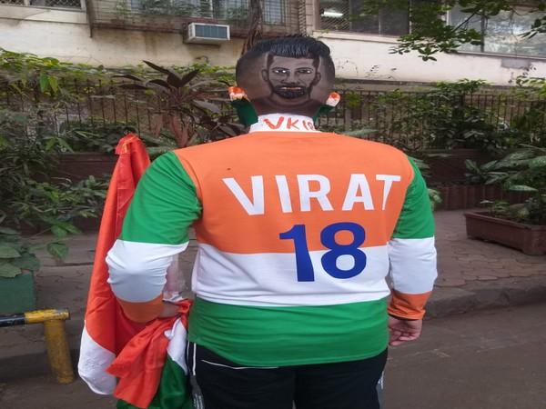 Virat Kohli's fan Chirag