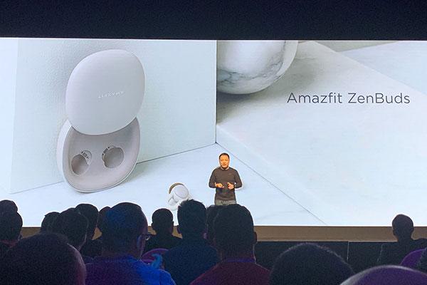 Amazfit Zenbuds award