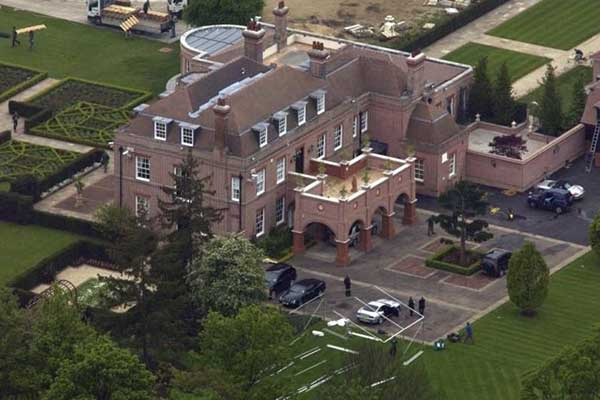 Image result for Lifestyle: Footballers with Most Expensive Houses