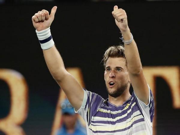 Dominic Thiem advances to finals of Australian Open