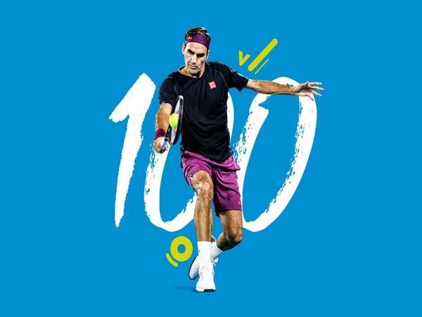 Swiss tennis maestro Roger Federer (Photo/ Virender Sehwag Twitter)