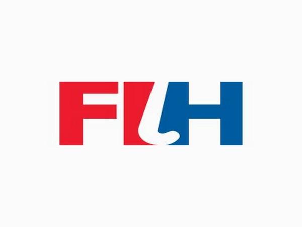 International Hockey Federation (FIH) logo
