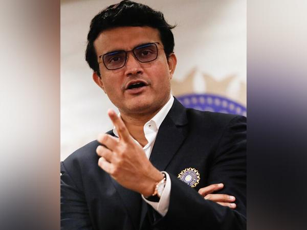 BCCI president Sourav Ganguly