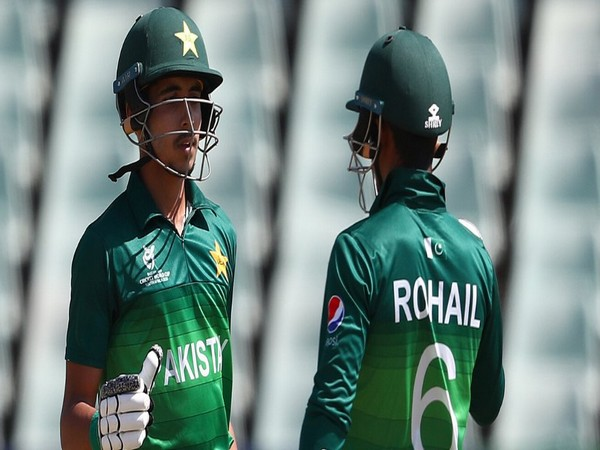 Pakistan defeat Afghanistan by six wickets in U-19 World Cup (Image: Cricket World Cup Twitter)