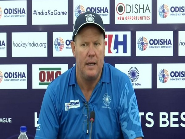 India head coach Graham Reid