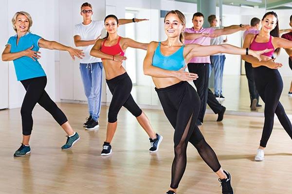 fitness rhythm