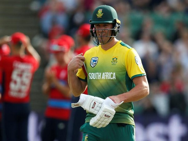 Former South African cricketer AB de Villiers