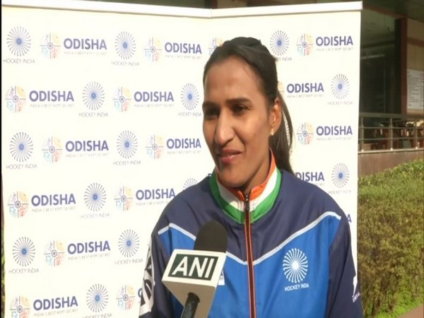 India women's hockey skipper Rani Rampal