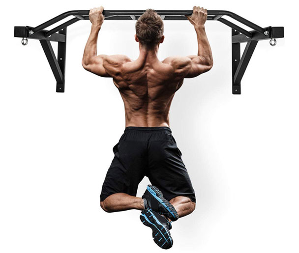 A pull-up bar