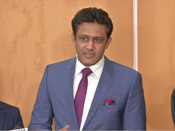 Former India spinner Anil Kumble