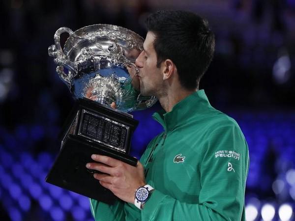 Novak Djokovic wins his eighth Australian Open title