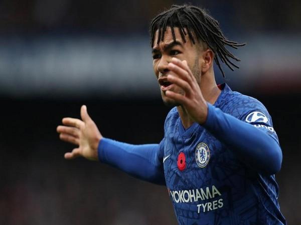 Chelsea's Reece James