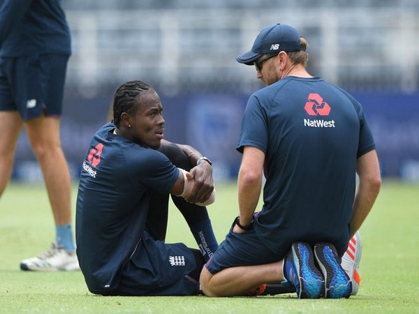 England pacer Jofra Archer (Photo/ICC Twitter)