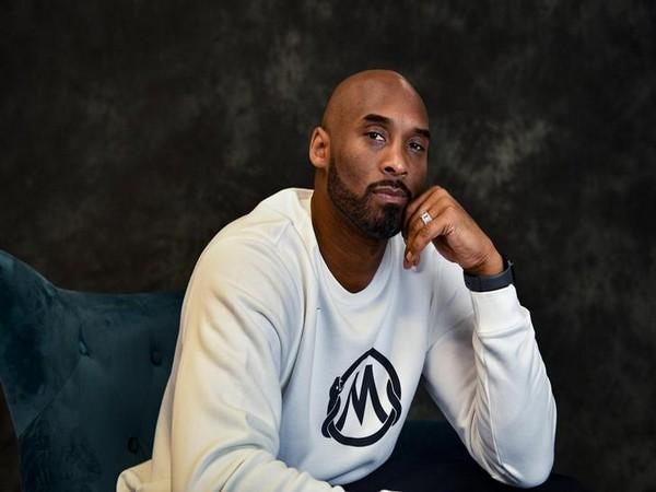 Basketball player Kobe Bryant