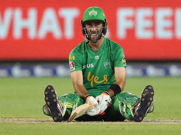 All-rounder Glenn Maxwell (Photo/Cricket Australia Twitter)