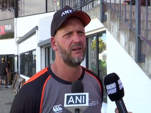 New Zealand bowling coach Shane Jurgensen
