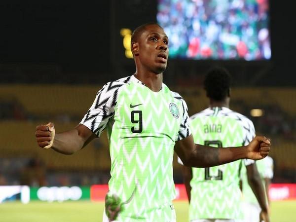 Nigerian striker Odion Ighalo