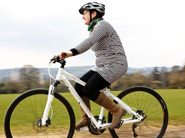 Postnatal Cycling