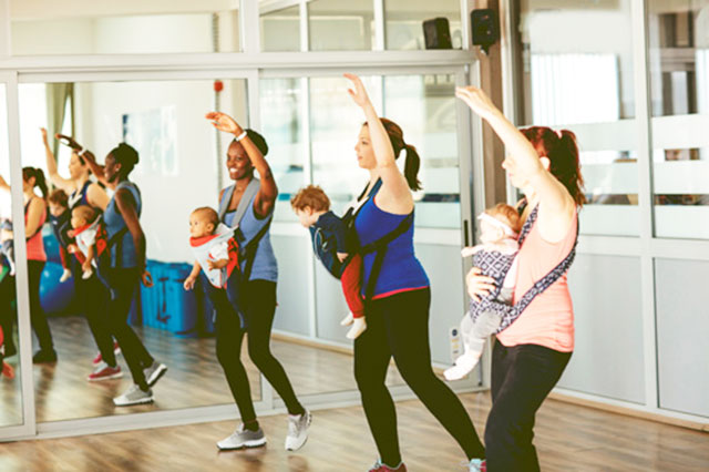Postnatal Dancing