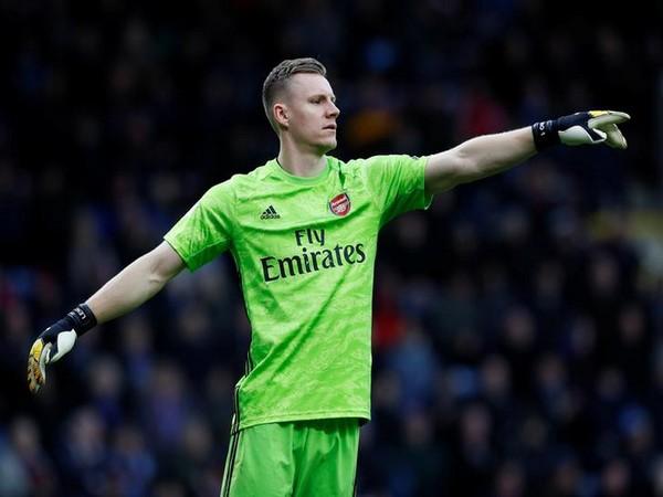 Arsenal's Bernd Leno