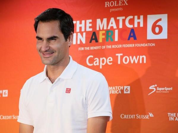 Swiss tennis maestro Roger Federer