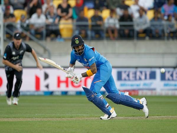 India batsman KL Rahul (Photo/BCCI Twitter)