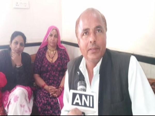 Ravi Bishnoi's father