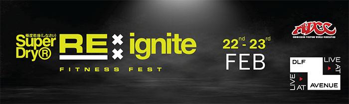 Reignite Banner