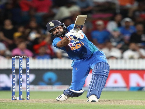 India batsman Rohit Sharma (Photo/ ICC Twitter)