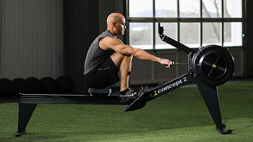 Rrowing machine