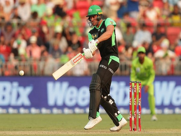 Melbourne Stars' all-rounder Marcus Stoinis (Photo/ BBL Twitter)