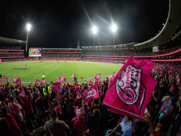 The final of the tournament is scheduled to be played on February 8. (Photo/ Sydney Sixers Twitter)