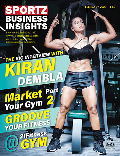 Sportz Business Magazine February 2020