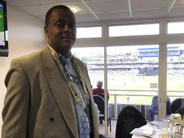 Former West Indies pacer Courtney Walsh (Photo/ Courtney Walsh Twitter)