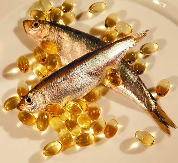 Fatty fish and fish oil