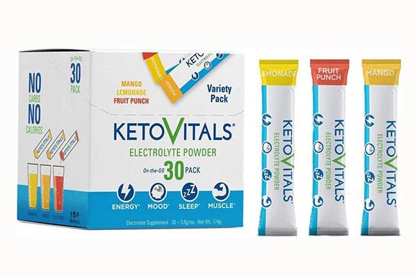 Electrolyte Powder Stick Packs