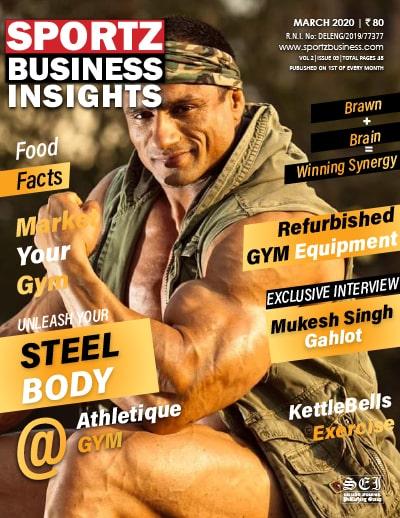 Sportz Business Magazine March 2020