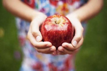 Apple fruits for weight loss