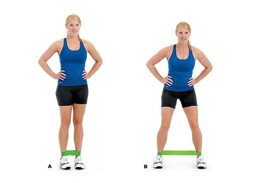 Side Step Shuffle