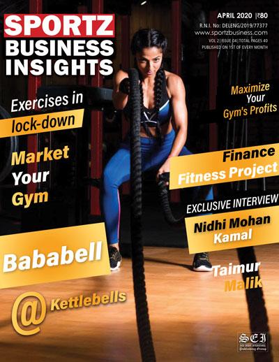 Sportz Business Magazine April 2020