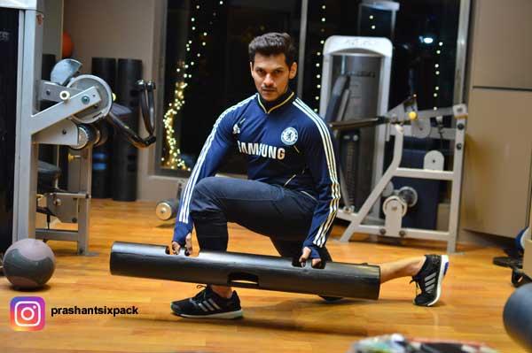 Prashant Sawant, Celebrity Trainer