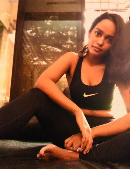 Anaika Nair model