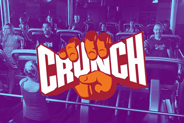Crunch Fitness Topped The Position In Entrepreneur Magazine