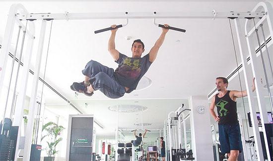fit with David Poznic